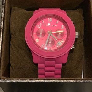 Pink Michael Kors Watch. Never Worn
